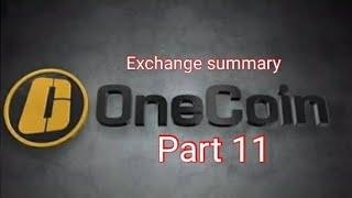 onecoin exchange update - Thủ thuật máy tính - Chia sẽ kinh