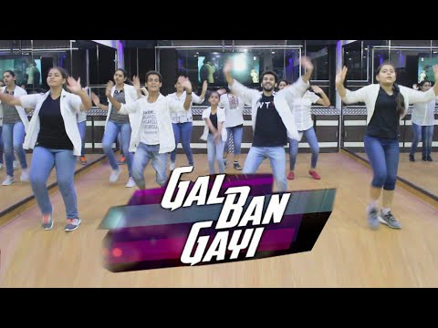 Gal Ban Gayi Dance Choreography | Dance Performance Video | Step2Step Dance Studio Mp3