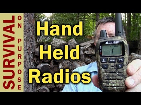 Midland X Talker Walkie Talkie – Handheld Two Way Radio Review