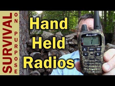 Midland X Talker Walkie Talkie - Handheld Two Way Radio Review