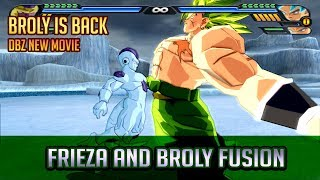 Broly and Frieza Fusion | DRAGON BALL SUPER BROLY MOVIE WHAT IF |  | DBZ Tenkaichi 3 (MOD)