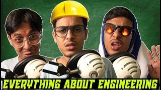 Everything About Engineering | Bong Guy er Jhuli Ep01 | The Bong Guy