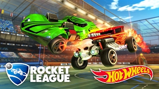 DLC חדש ב־Rocket League