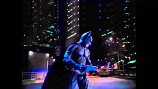 The Dark Knight Rises End Credits - High Quality