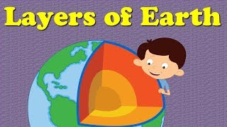 Layers of the Earth | #aumsum #kids #science #education #children