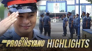 Cardo and Vendetta start their duty as police officers | FPJ's Ang Probinsyano (With Eng Subs)