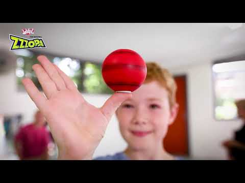 Youtube Video for Zzzopa Slam Dunk- Spin it, Bounce it, Throw it!