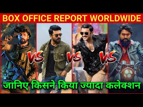 Rocking Star Yash KGF 28th Day Total Box Office Collection