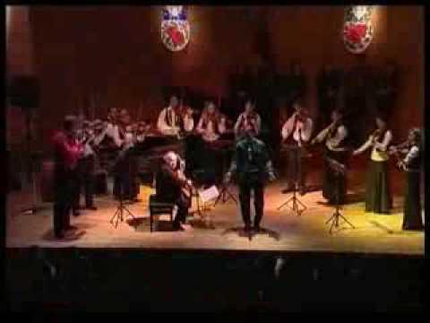 Fabien Perez, air traditionnel russe - Le malheur n'est rien