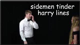 sidemen tinder harry lines
