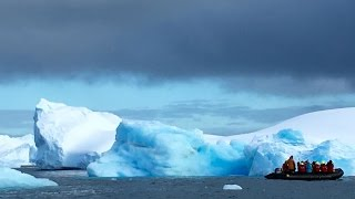 Antarctica March 2016. What it