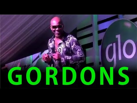 GORDONS LATEST COMEDY PERFORMANCE 2017