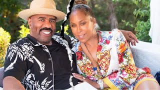 Divorce Is Coming! Marjorie Harvey Wants Half From Steve Harvey!