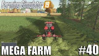 MEGA FARM Challenge | Timelapse #40 | Farming Simulator 19