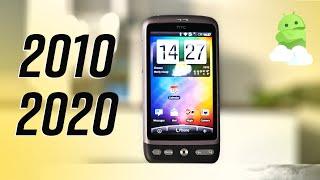 HTC Desire retro review: 2010 phone vs 2020!