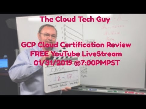 Google Cloud Platform Professional Cloud Architect Exam Review Top Ten Things to Know GCP