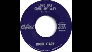 Robin Clark   - Daddy Daddy   / Love Has Come My Way 1961 Capito  4503