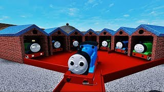 Thomas and Friends My First Golden Bear Railway Thomas the Engine Roblox 4