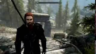 The Elder Scrolls V Skyrim Special Викинг Дан #12