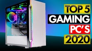 Top 5 BEST Gaming PC (2020)