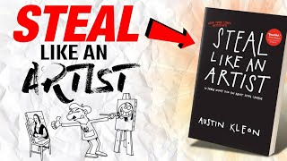 Steal Like An Artist Book Summary in Hindi - The Truth About Creativity