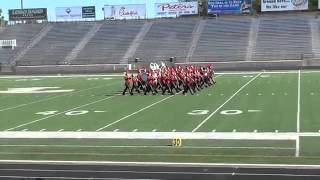 The SAMMB at UIL compitition