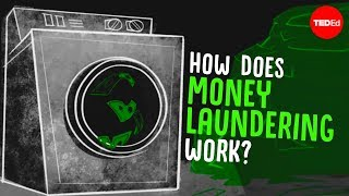 How does money laundering work? - Delena D. Spann