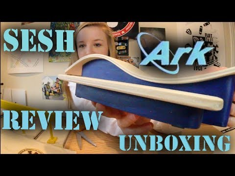 BEST RAMP EVER MADE?!   Ark Ramps Unboxing + Review + Sesh