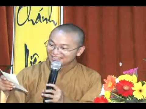 Kinh niệm Phật ba la mật 7: Niệm Phật và trì chú (Phần 2) (12/12/2008) Thích Nhật Từ