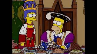 Enrique VIII (Parte 1/3) Los Simpson