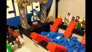Lego Ninja Warrior Season 3 - Lego-opolis Qualifiers