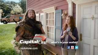 Capital One Spark Business Card -- Dallas Home Security.