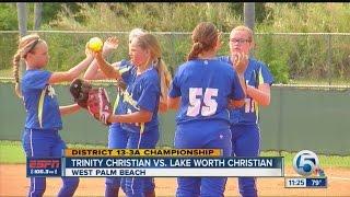 Lake Worth Christian wins district title