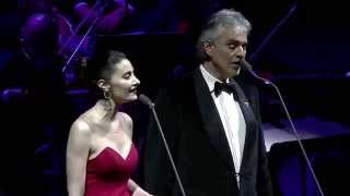 "Andrea Bocelli ft. Sıla - ""La Vie En Rose"""