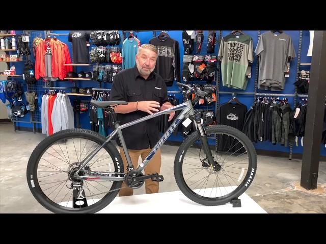 Видео Велосипед Giant Talon 29 3 GE Black/Green