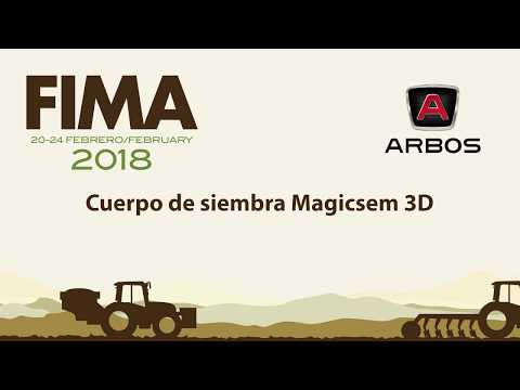 FIMA 2018 - VIDEO INTERVIEW - LOVOL ARBOS - MAGICS