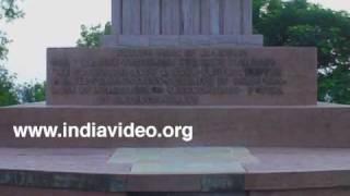Gandhi stupa in Gandhi Hill, Vijayawada
