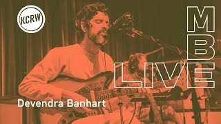 "Devendra Banhart Performing ""October 12"" With Interview (Audio Only)"