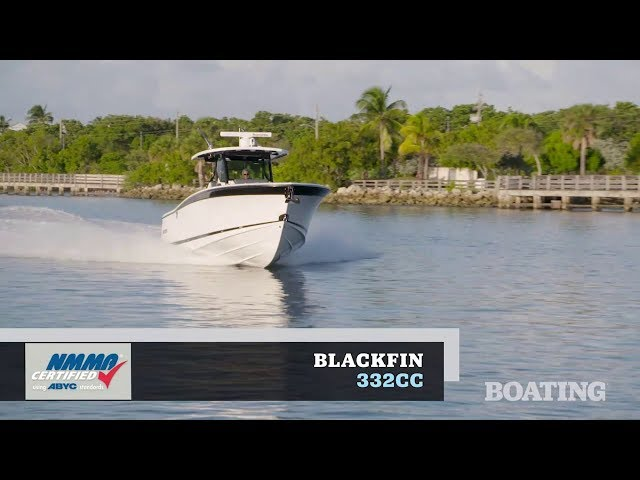 Boat Buyers Guide: 2019 Blackfin 332 CC