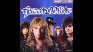 Great White- Once Bitten Twice Shy