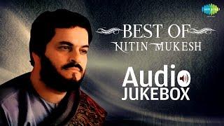 Best Of Nitin Mukesh   Dil Ne Dil Se Kya Kahan   Audio Jukebox