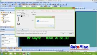 Update GT Desingner3 để lập trình HMI GOT2000 - apiclip me
