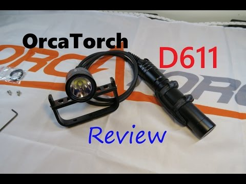REVIEW: OrcaTorch D611