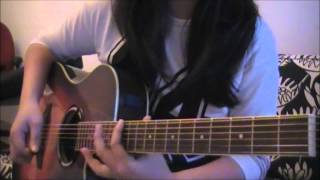 Kiss me Kiss me - 5 Seconds of Summer (Guitar Cover)