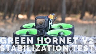 IFlight Green Hornet V2 - test Gopro Session 5 stab + ReelsteadyGO + warp stabilizer test footage