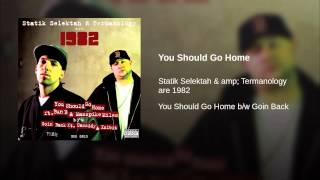 You Should Go Home (Instrumental)