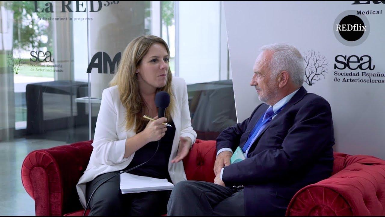 """José Ascaso: """"Los últimos años han sido una revolución en el tratamiento de la dislipemia y la hipercolesterolemia"""""""