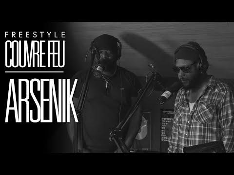 Freestyle: ÄRSENIK – Freestyle dans COUVRE FEU #OKLMARSENIK #SECTEURA