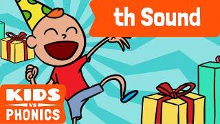 th | Fun Phonics | How to Read | Made by Kids vs Phonics