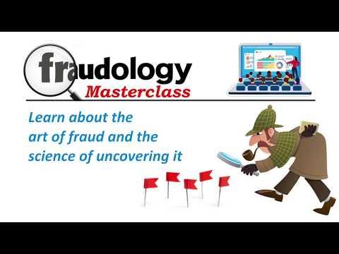 Fraudology Masterclass 2020 with Saudi Anti Fraud Association ...